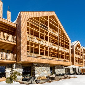 Skigebiet: Gourmethotel Tenne Lodges on der Piste - Gourmethotel Tenne Lodges