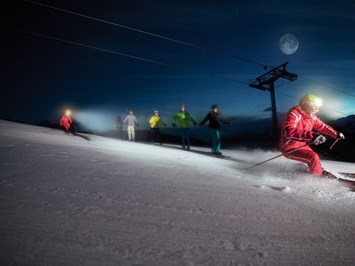 Zillertal Arena Events Moonlight Skiing