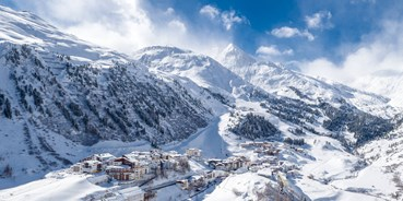 Skiregion - Skigebiet Gurgl