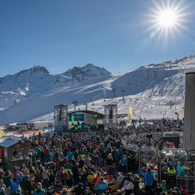 Skigebiet: Sölden Electric Mountain Festival - Skigebiet Sölden