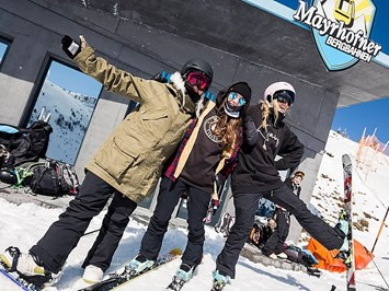 Mayrhofner Bergbahnen Events 15.02.2020: Girls Shred Session
