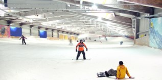 Skiregion - Skihalle - Ruhrgebiet - Alpincenter Bottrop