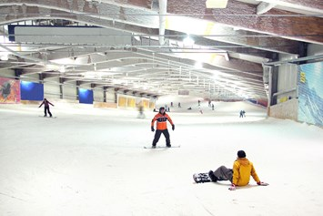 Skigebiet: Alpincenter Bottrop